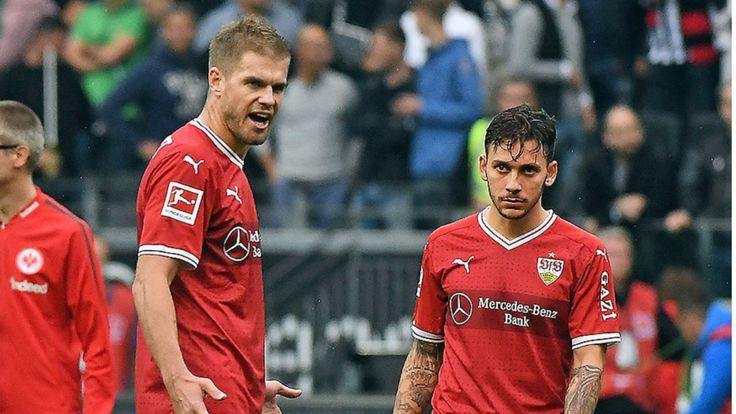 VfB-Joker darf ran - Terodde trifft nach 34 Sekunden - Bundesliga Saison 2017/18 - Bild.de