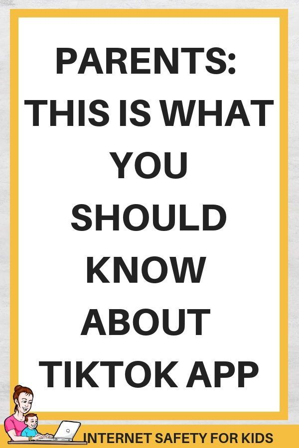 Should You Allow Your Child On Tik Tok Update 2021 Internet Safety Internet Safety For Kids Online Safety