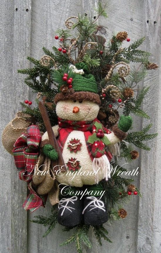 """A WARM WELCOME FROM """"FROSTY"""" THE SNOWMAN"""