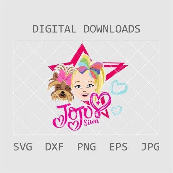 Jojo Siwa Jojo Siwa Logo Jojo Siwa Squad Svg Jojo Siwa Svg Jojo