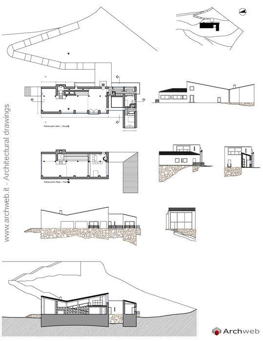 maison errazuriz chile 1930 le corbusier archweb 2d archi le corbusier pinterest. Black Bedroom Furniture Sets. Home Design Ideas