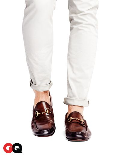 5bad94ad8e9 The GQ Guide to Loafers Starring Jim Parsons