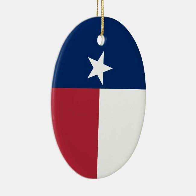 Red White Blue Texas Flag Ceramic Ornament Zazzle Com Red White Blue Graphic Art Prints Red White