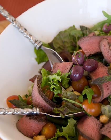 Fillet Salad