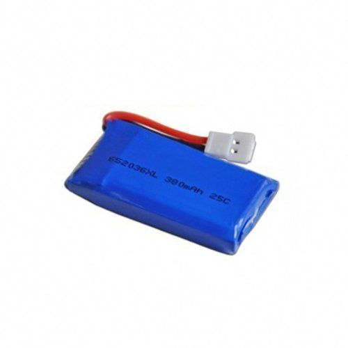 3.7V 380mAh Upgraded Battery For Hubsan X4 H107 H107L H107C H107D V252 JXD385 Quadcopter Helicopter by Hubsan - http://www.midronepro.com/producto/3-7v-380mah-upgraded-battery-for-hubsan-x4-h107-h107l-h107c-h107d-v252-jxd385-quadcopter-helicopter-by-hubsan/