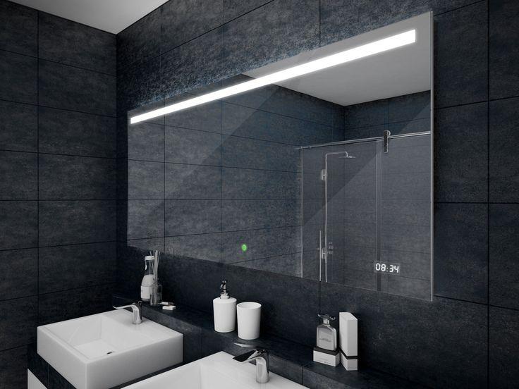 8 best Spiegel images on Pinterest Bathrooms, Bathroom and - badezimmerspiegel nach mass