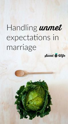 If you had premarital counseling at one point, or have ever touched a marriage book before, you've probably heard at least 10,000 times already that you need to talk about expectations in your marriage...