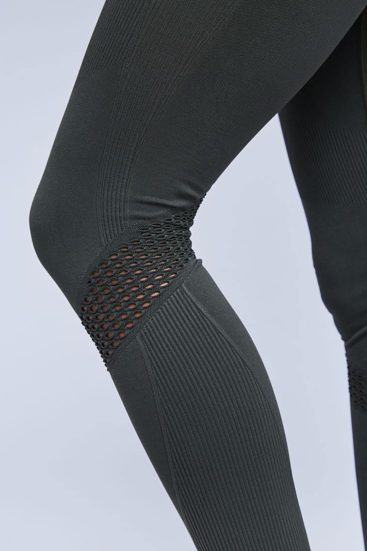 It's all about the detail when it comes to Alala's seamless leggings...