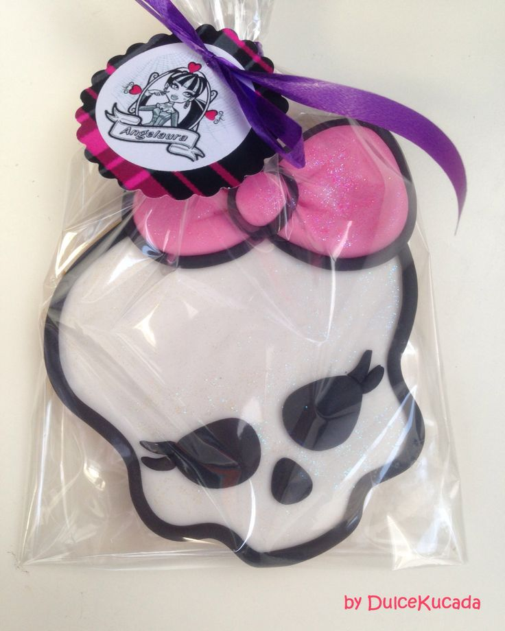 Monster High cookie
