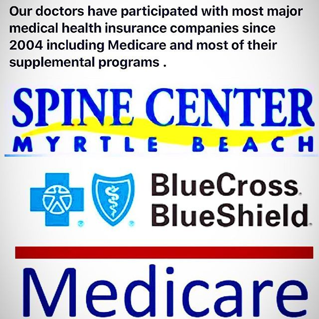 Mbsc Myrtlebeachspinecenter Medical Health Insurance