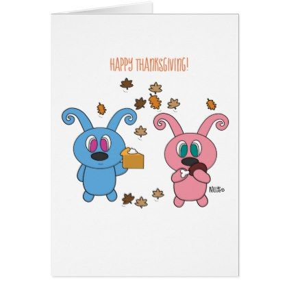 Rollys Autumn Thanksgiving Greeting Card - thanksgiving greeting cards family happy thanksgiving