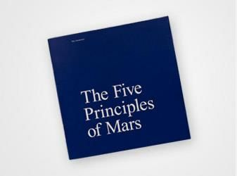 1983 The first The Five Principles of Mars booklet is published and distributed globally across the Corporation.