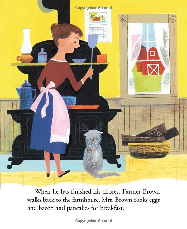 Little Golden Book Farm Favorites (Little Golden Book Favorites): Phyllis McGinley, Annie North Bedford, Nancy Fielding Hulick, Feodor Rojankovsky, Tibor Gergely: 9780307930200: Amazon.com: Books