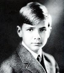 Image result for Howard Hughes - Child