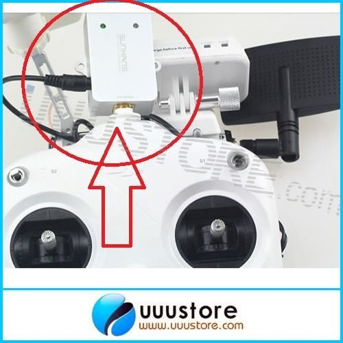 189.90$  Buy here - http://ali2ss.worldwells.pw/go.php?t=32331145545 - DJI PHANTOM 2 Vision 5.8Ghz Remote Controller Radio Extend Range Signal Booster Amplifier Control More Than 2000m Free Shiping