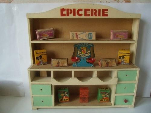 Les 79 meilleures images propos de sur pinterest jouets vi - Epicerie ancienne jouet ...