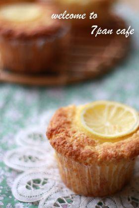 ハチミツレモンとクリチのマフィン [Honey Lemon Muffins]