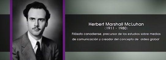 Aportes para la Ecología de los medios por parte de los padres fundadores (Marshall McLuhan -creador de la Aldea Global-, Neil Postman y Walter Ong)