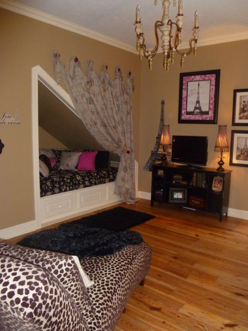 Parris anyone? - Girls' Room Designs - Decorating Ideas - Rate My Space