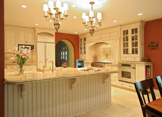 Home Improvement Old World Kitchen Design Ideas