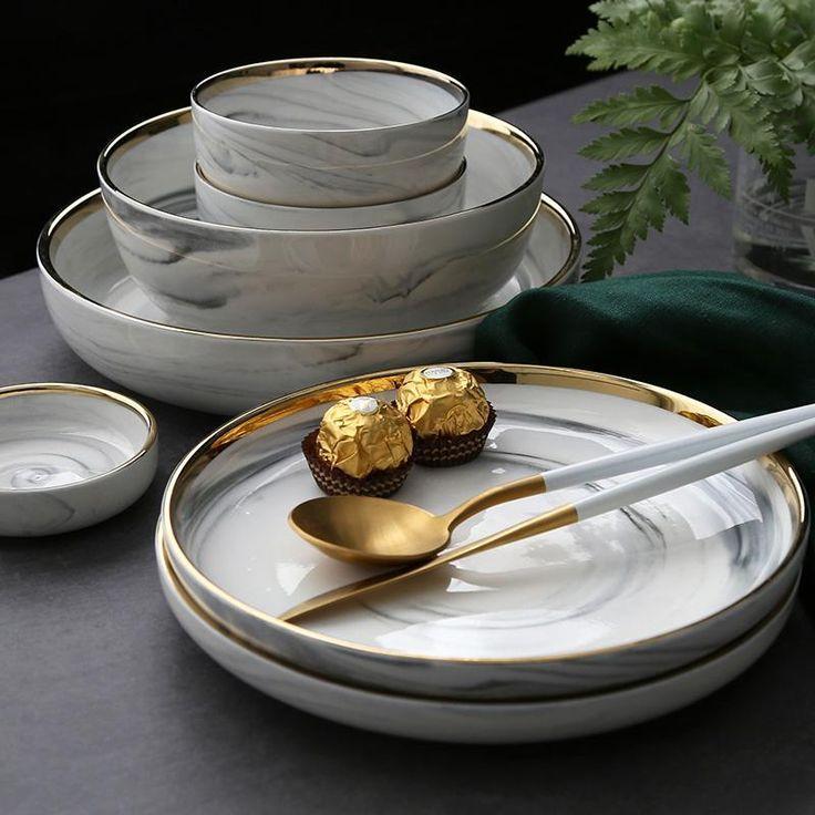 Ceramic Tableware And Kitchenware