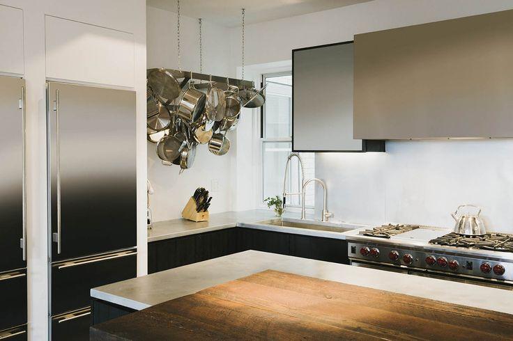 17 best images about zinc countertops on pinterest for Zinc countertop cost