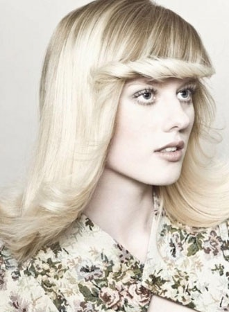 Cool hairstyles for school  2013 2014 can be head for longer by misting hairspray