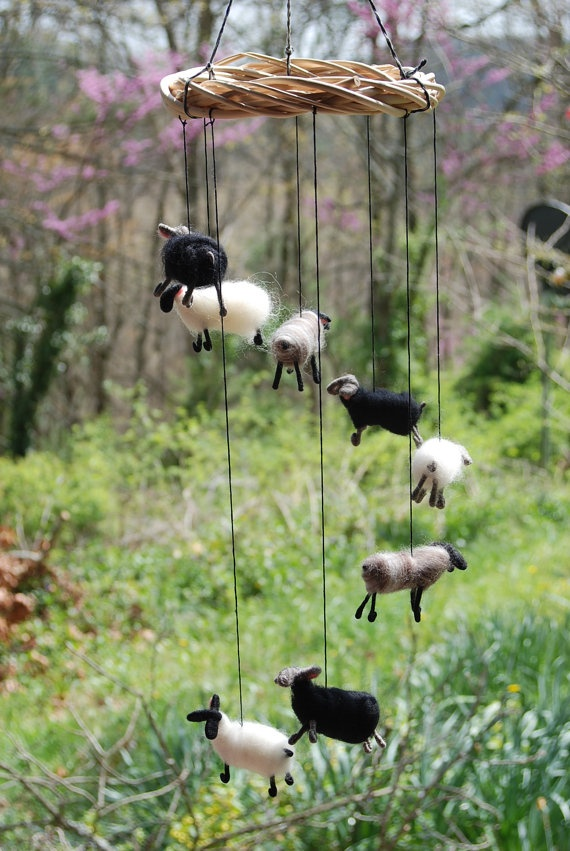 When Sheep Fly