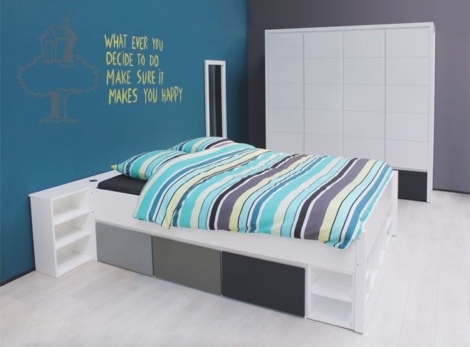 vind de kleuren mooi jeugdkamer mix match xl bopita tienerkamer meubelen lion volwassenen. Black Bedroom Furniture Sets. Home Design Ideas