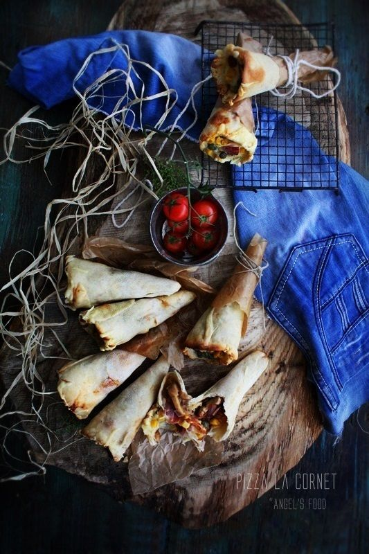 Angel's food: Pizza rustica la cornet