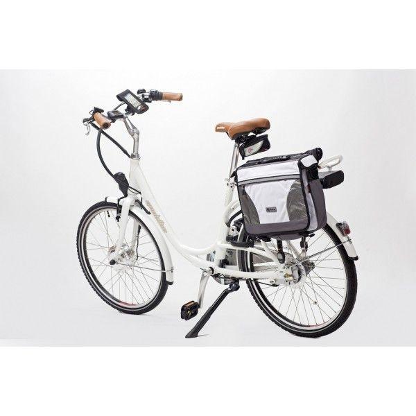 Rower elektryczny Geobike Perfect +