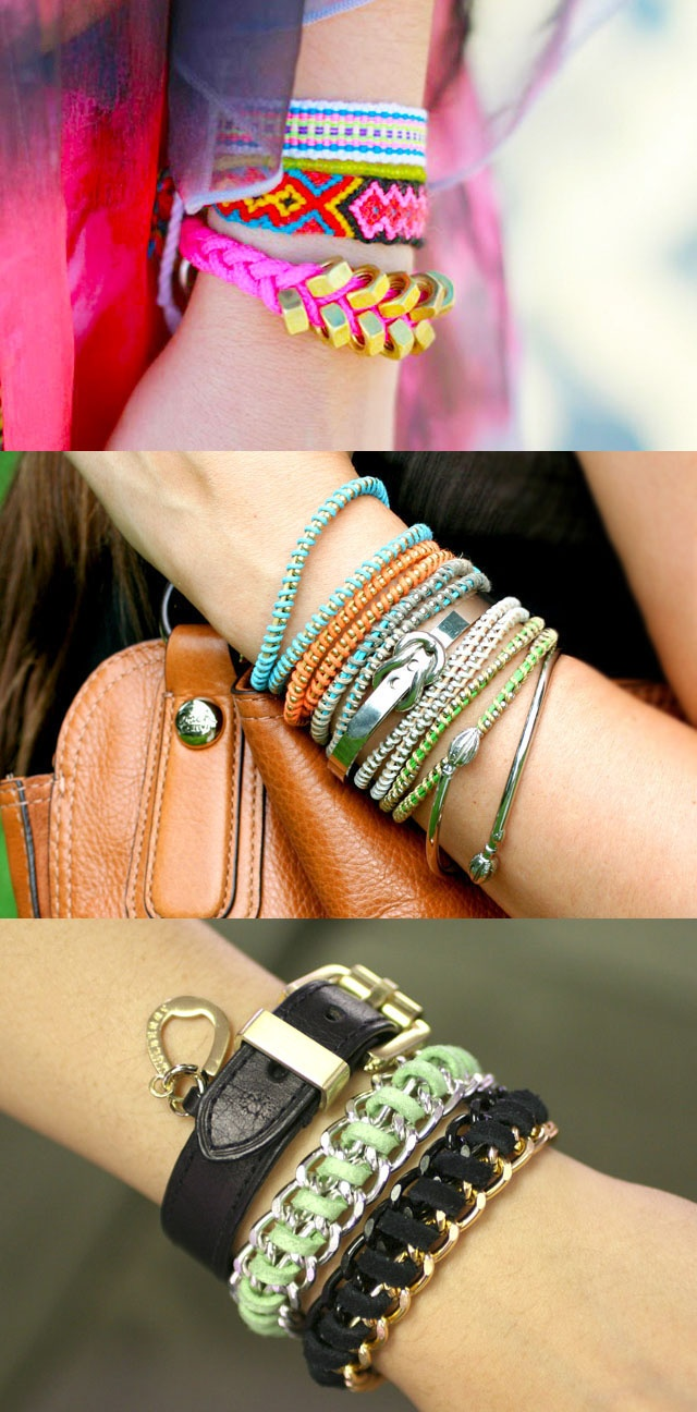 DiY Trendy Bracelets