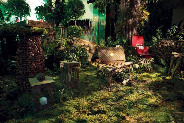 Louis Vuitton collection...