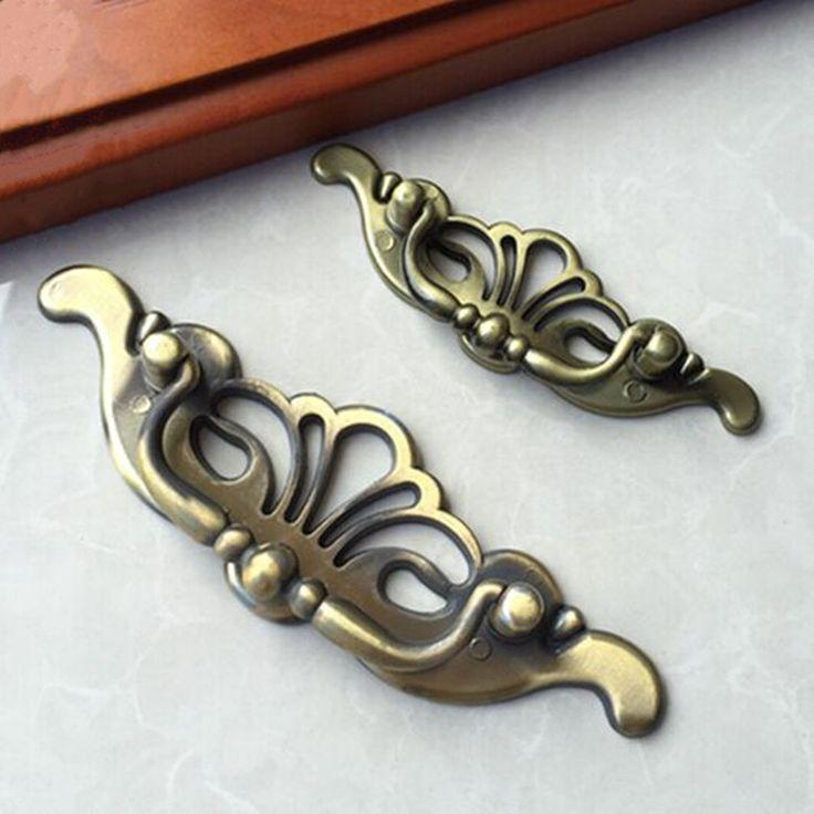 $51.30 (Buy here: https://alitems.com/g/1e8d114494ebda23ff8b16525dc3e8/?i=5&ulp=https%3A%2F%2Fwww.aliexpress.com%2Fitem%2F58mm-vintage-furniture-shaky-handles-bronze-drawer-cabinet-pulls-knobs-78mm-antique-brass-dresser-cupboard-door%2F32567713776.html ) 58mm vintage furniture shaky handles bronze drawer cabinet pulls knobs 78mm antique brass dresser cupboard door handles pulls for just $51.30