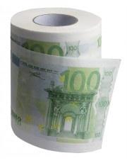 Papier toilette - 200 euros - Insolite