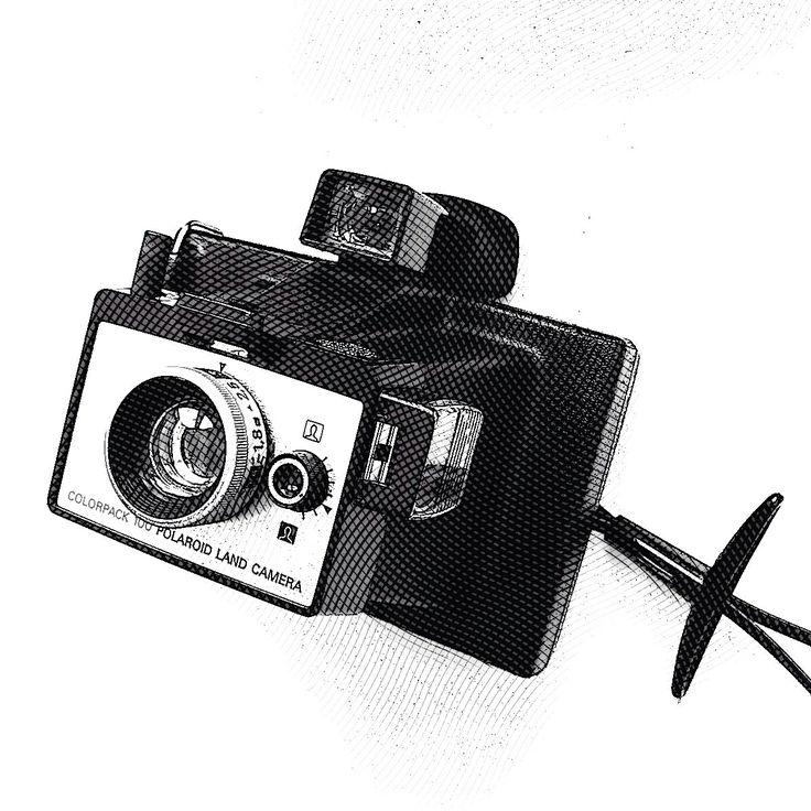 colorpack 100 polaroid land camera