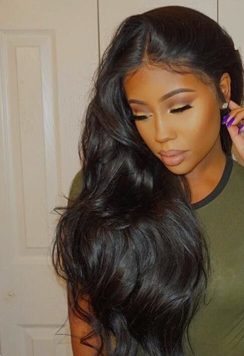 3/4 Bundles With Closure Hair Extensions & Wigs Faithful Ali Pearl Hair 13x6 Lace Frontal Closure With Bundles Straight Hair Weave 3 Pcs With Frontal Remy Hair