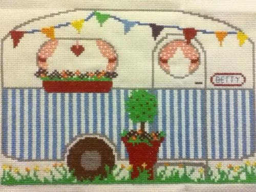 This project would be very cute in our camper!