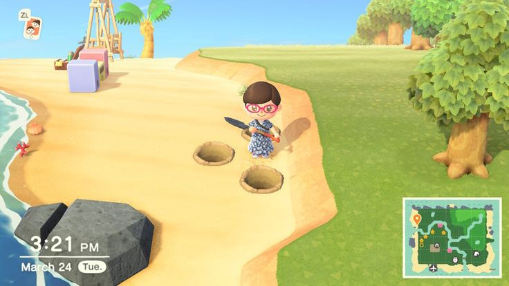 Animal crossing new horizons how many times can you use