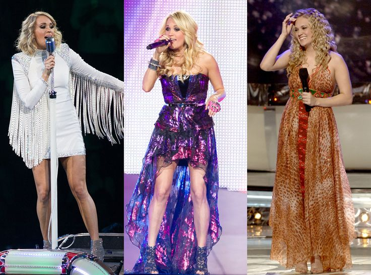 Carrie Underwood's Best Concert Costumes of All Time | E! News