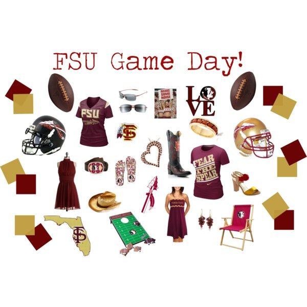 """FSU Game Day!"""