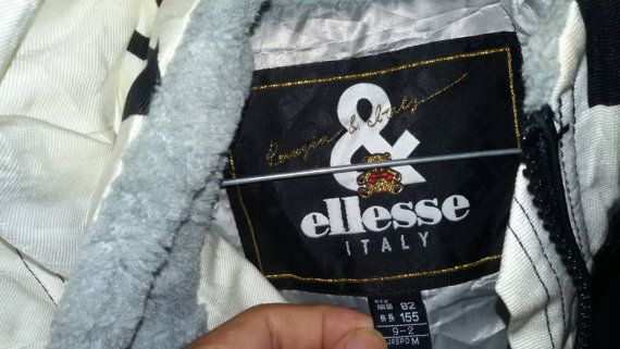 Perugia Italy X Ellesse Italy Hoodie Over Print Design For Sale.. catch me now!!!