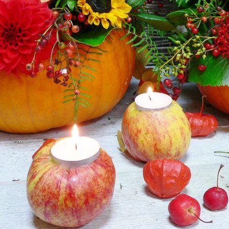 48 best herbstideen f r dein zuhause images on pinterest autumn fall autumn harvest and - Herbstideen kindergarten ...