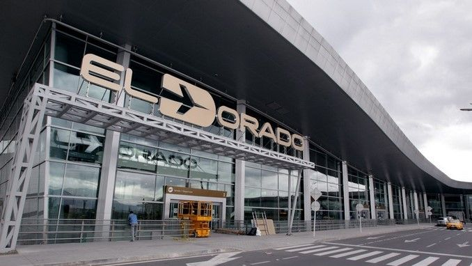 Aeropuerto El Dorado suspende operaciones por aterrizaje de emergencia