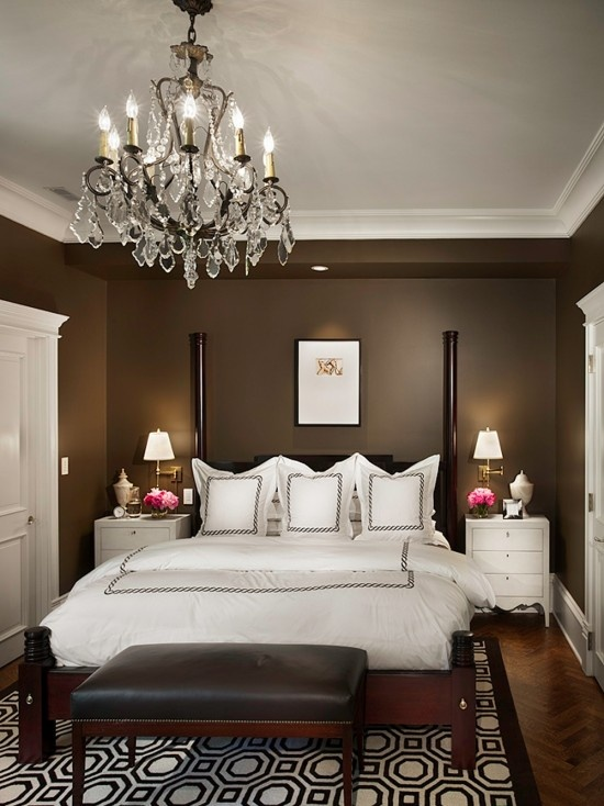 Best Mocha Bedroom Images On Pinterest Room Live And Spaces