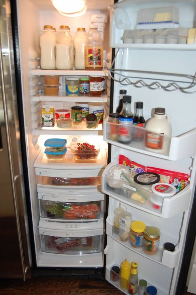 The timing for this post is perfect because my freezer has never been so beautifully stocked in my life. I've actually been wanting to share that my husban