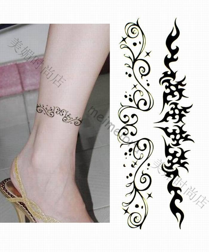 335 best images about tattoos on pinterest ankle tattoos for Wrap around ankle tattoos