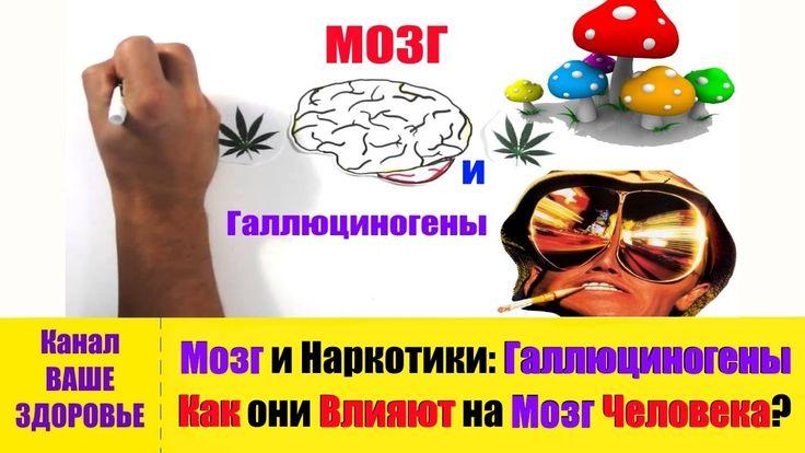 Мозг и Наркотики: Галлюциногены. Для чего созданы Наркотики и как они вл...