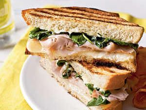 Take your average turkey sandwich to the next level with a citrusy spread and a few minutes on the panini press.