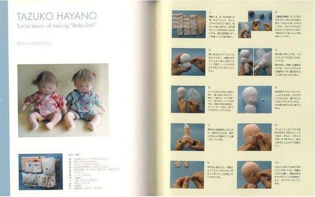 BONECAS PEPA: Tazuko Hayano,Bonecas Jponesas modeladas..
